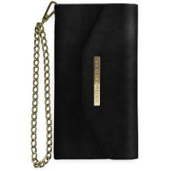 iDeal Mayfair Clutch Velvet, iPhone 11 Pro Max, svart svart