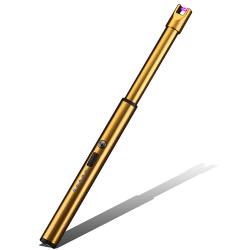 ArcLighter uppladdningsbar USB-tändare guld