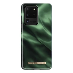 iDeal Fashion Case, Samsung Galaxy S20 Ultra, Emerald Satin