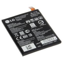 LG BL-T19, batteri - Original, 2700mAh svart