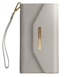 iDeal Mayfair Clutch, iPhone 11 Pro Max, ljusgrå Silver/Grå