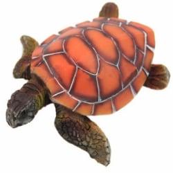 Akvariumprydnad Polyresin Turtle Tortoise Fish Tank Decoration as the picture