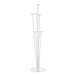 Ballong Base Table Support Holder Cup Stick Stand Party Decor as the picture
