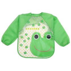 Lovely Baby Haklappar Spädbarn Långärmad Vattentät utfodring No.3