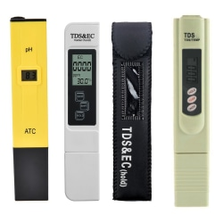 TDS pH EC Meter Pen 3st Digital TDS Water Tester as the picture