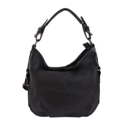 Handväska i konstläder Svart one size