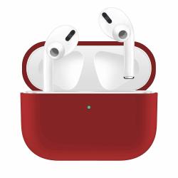 Silikonskal fodral för Apple Airpods PRO Brun Brun one size
