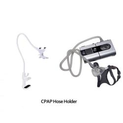 Slanghållare till CPAP Slipp allt trassel med din CPAP-slang Vit