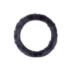 Universal Rattmuff Ljusgrå päls grå one size