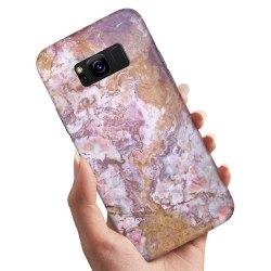 Samsung Galaxy S8 Plus - Skal / Mobilskal Marmor