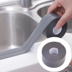 Tätningstejp / Tejp för Kök & Badrum (22mm x 3.2m) - Grå grå