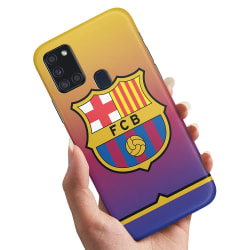 Samsung Galaxy A21s - Skal / Mobilskal Barca
