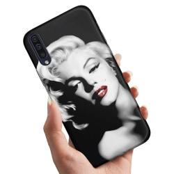 Xiaomi Mi 9 - Skal / Mobilskal Marilyn Monroe