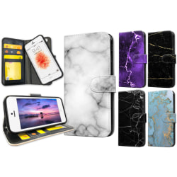 OnePlus 6T - Marmor Mobilfodral / Mobilskal 1