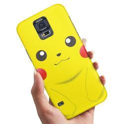 Samsung Galaxy S5 - Skal / Mobilskal Pikachu / Pokemon