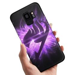 Huawei Honor 7 - Skal / Mobilskal Lila Fairy Tail purple
