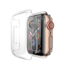 Apple Watch - Heltäckande Skal - Skärmskydd - 38, 40, 42, 44 mm 40mm