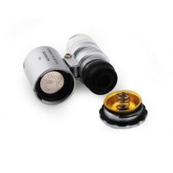 Mini Mikroskop med UV-lampa - 60x Förstoring