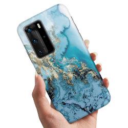 Huawei P40 Pro - Skal / Mobilskal Konstmönster