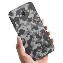Samsung Galaxy J5 (2016) - Skal / Mobilskal Kamouflage