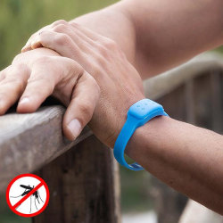 2-Pack - Myggarmband / Armband mot Mygg - Håller myggen borta