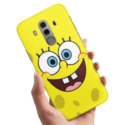 Huawei Mate 10 Pro - Skal / Mobilskal Svampbob