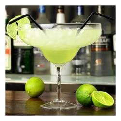 Gigantisk Margaritaglas - 1,3 Liter - Stort Glas