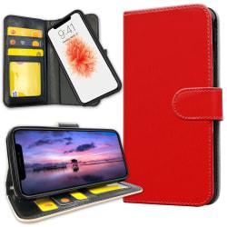 iPhone 11 - Mobilfodral Röd Röd