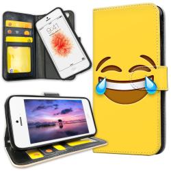 iPhone 5C - Mobilfodral Emoji / Smiley