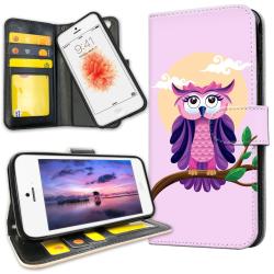 iPhone 5C - Mobilfodral Fin Uggla