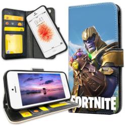 iPhone 5C - Mobilfodral Fortnite
