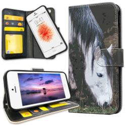 iPhone 5C - Mobilfodral Häst