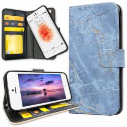 iPhone 5C - Mobilfodral Marmor