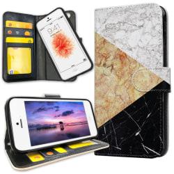 iPhone 5C - Mobilfodral Marmorskivor