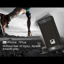 iPhone 7/8 Plus - Skal / Mobilskal Tough - Svart Svart