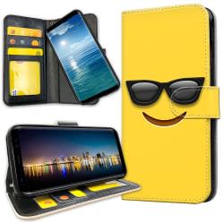 OnePlus 5T - Mobilfodral Emoji / Smiley