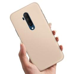 OnePlus 7T Pro - Skal / Mobilskal Beige Beige