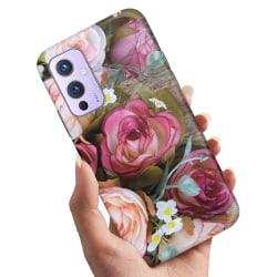 OnePlus 9 - Skal / Mobilskal Blommor