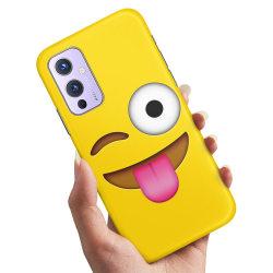 OnePlus 9 - Skal / Mobilskal Emoji / Smiley