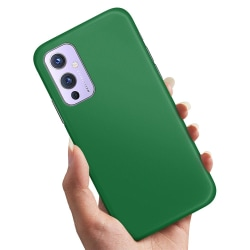 OnePlus 9 - Skal / Mobilskal Grön