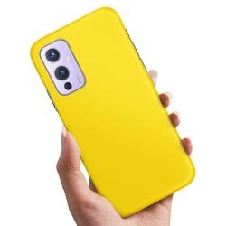 OnePlus 9 - Skal / Mobilskal Gul