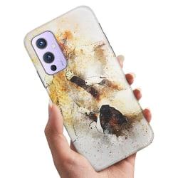 OnePlus 9 - Skal / Mobilskal Lekande Katter