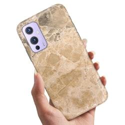OnePlus 9 - Skal / Mobilskal Marmor