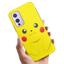 OnePlus 9 - Skal / Mobilskal Pikachu / Pokemon