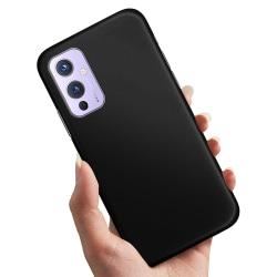 OnePlus 9 - Skal / Mobilskal Svart