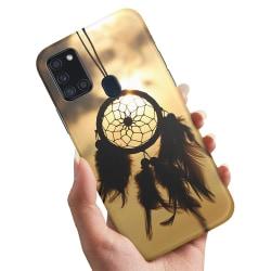 Samsung Galaxy A21s - Skal / Mobilskal Dreamcatcher
