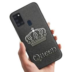 Samsung Galaxy A21s - Skal / Mobilskal Queen