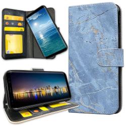 Samsung Galaxy A50 - Mobilfodral Marmor