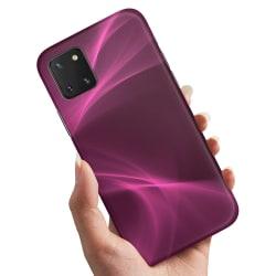 Samsung Galaxy Note 10 Lite - Skal / Mobilskal Purple Fog