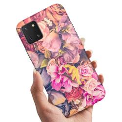 Samsung Galaxy Note 10 Lite - Skal / Mobilskal Roses
